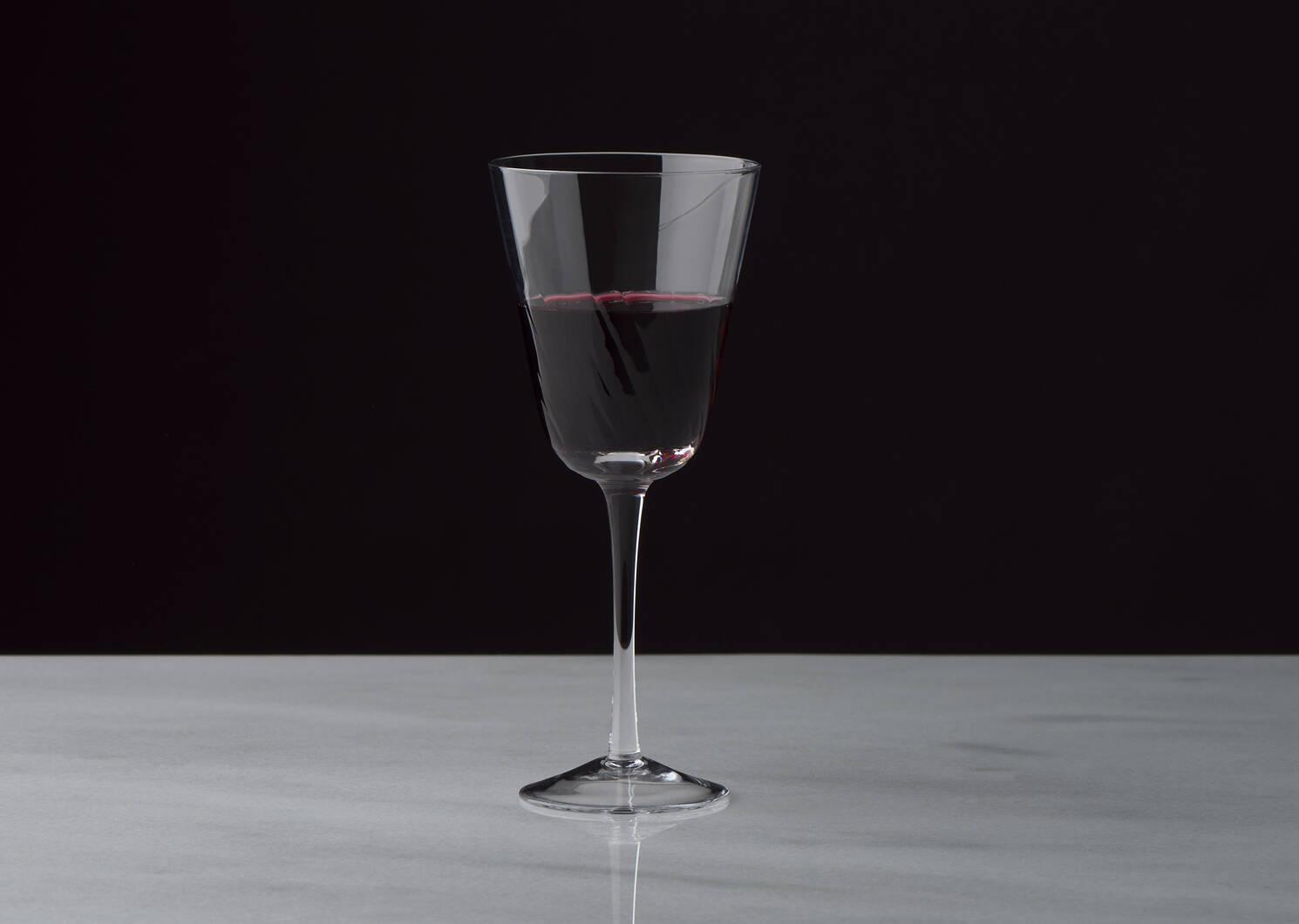Bella Wine Glass Clear