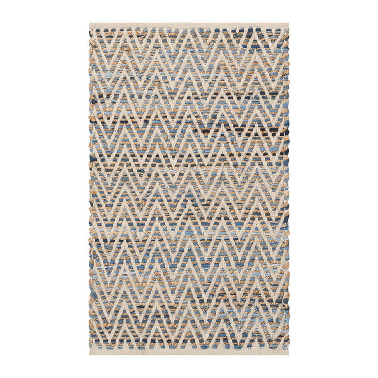 Sou Accent Rug 24x36 Denim