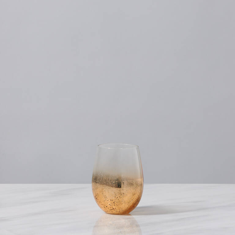 Shimmer OF Glass Gold