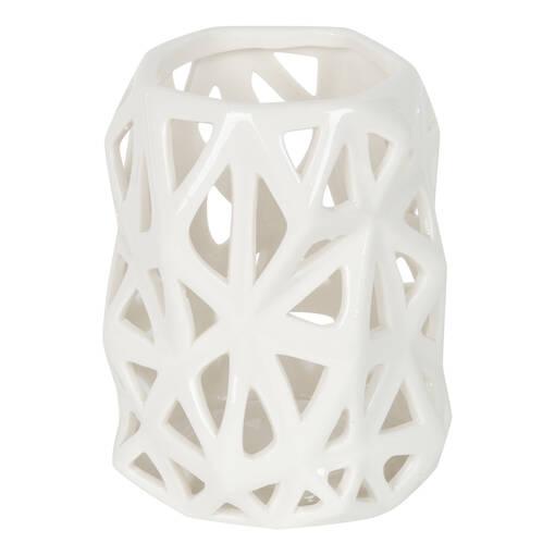 Anais Tealight Holder Large White