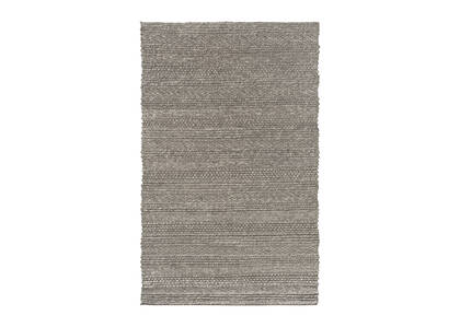 Hugo Rug 108x144 Grey-Cream