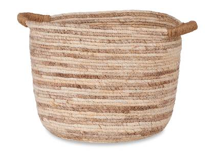 Isidora Basket Large Seagrass