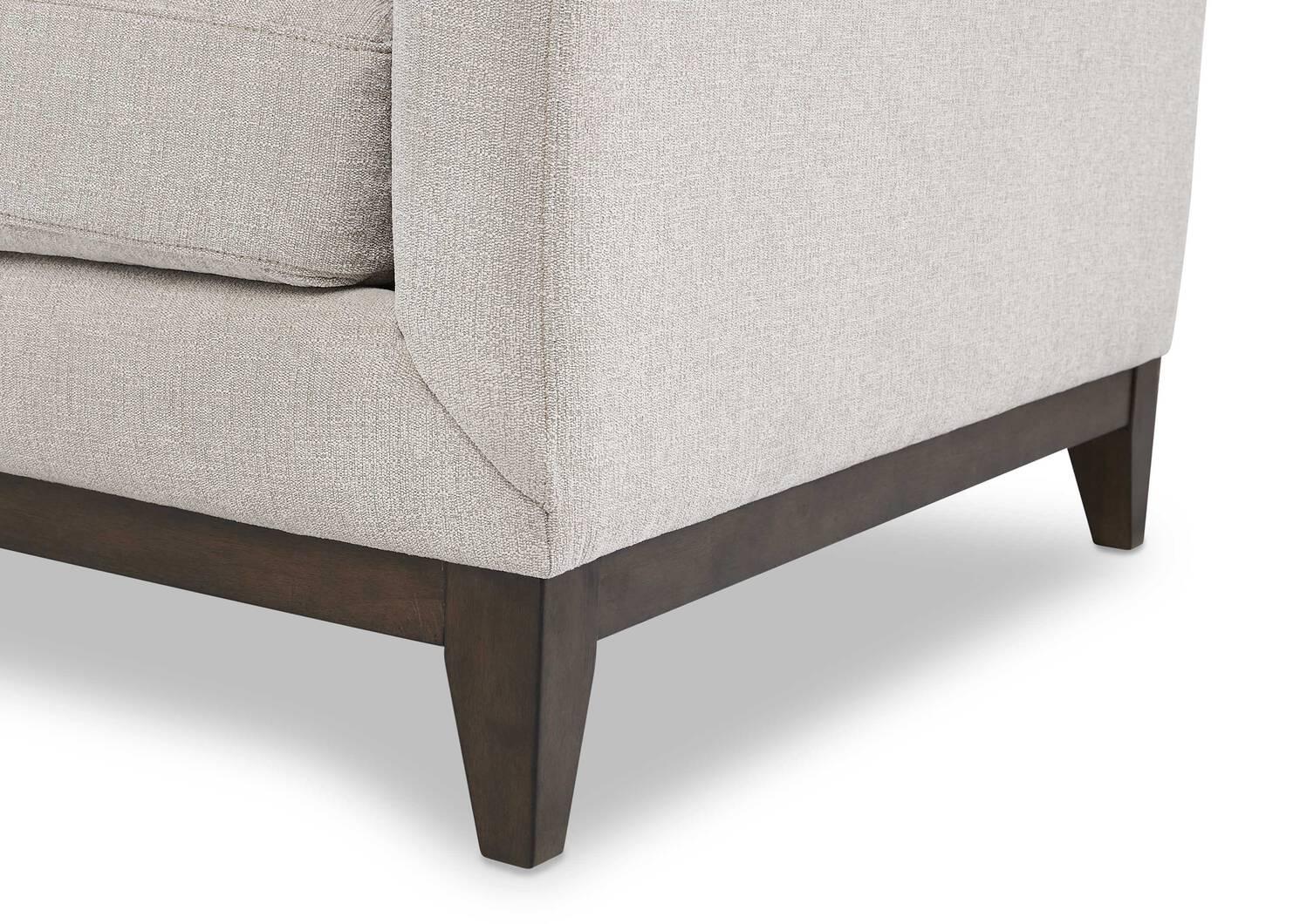 Ryerson Sofa -Rogen Stone