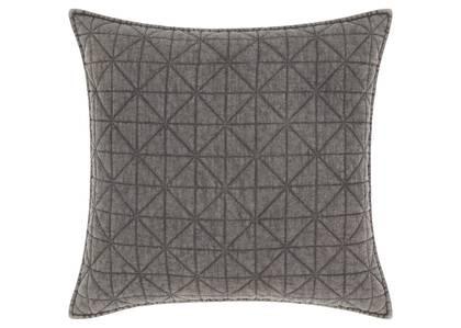 Coussin Krister 20x20 gris foncé