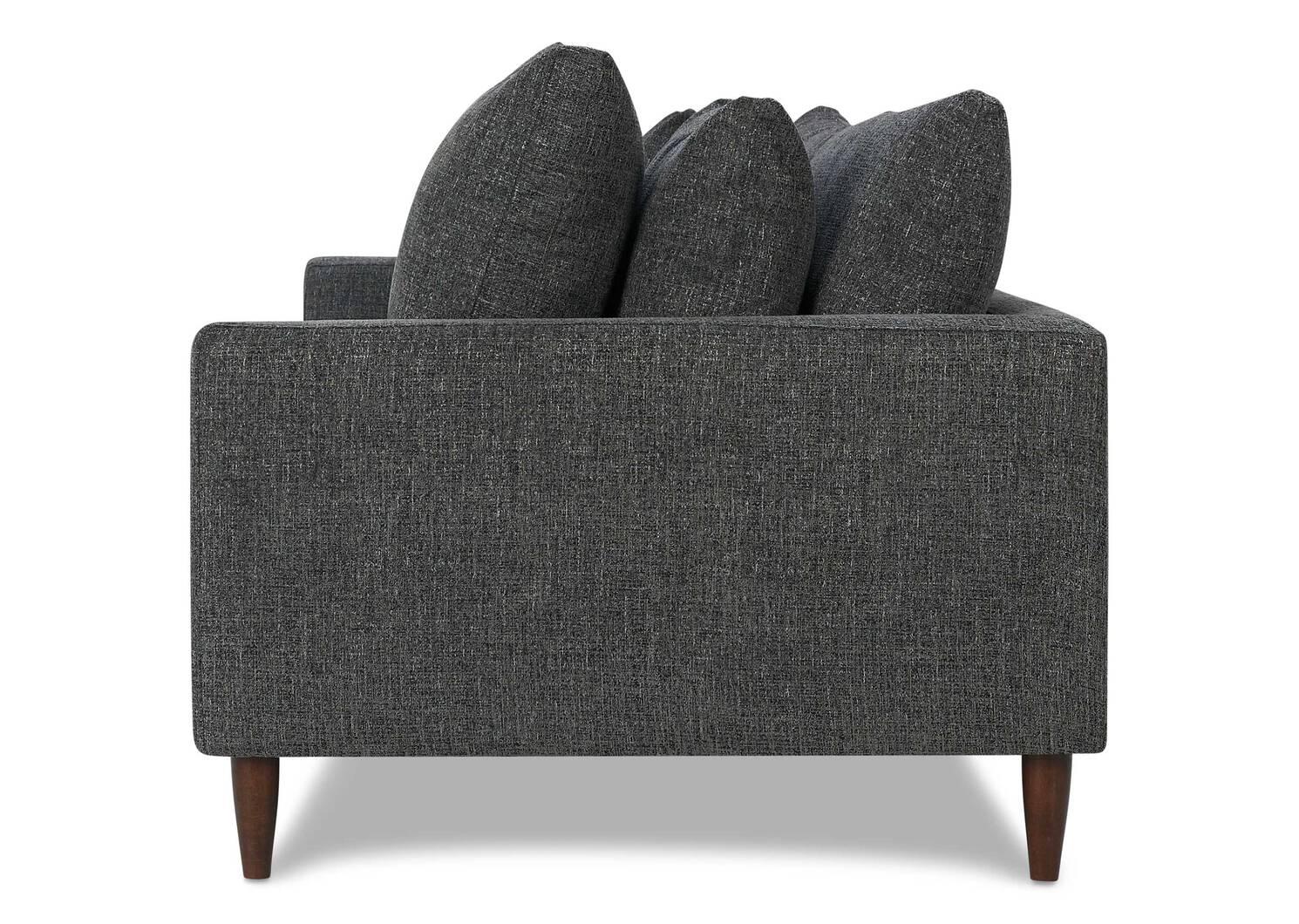 Nixon Sofa -Giovanna Pewter