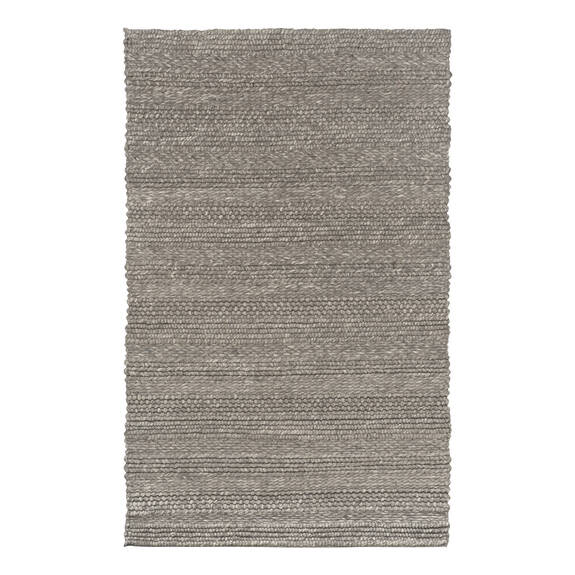 Hugo Rug - Grey-Cream