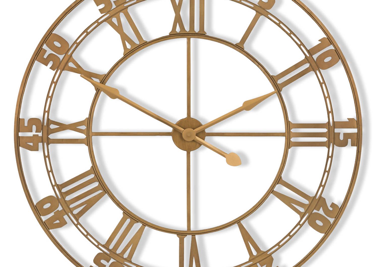 Lucia Wall Clock Urban Barn