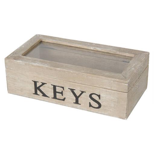 Boîte à clés vintage