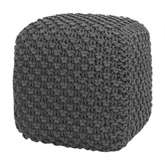 Pouf Saylor granit