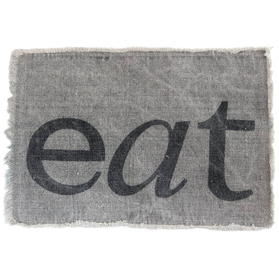 Eat Placemat