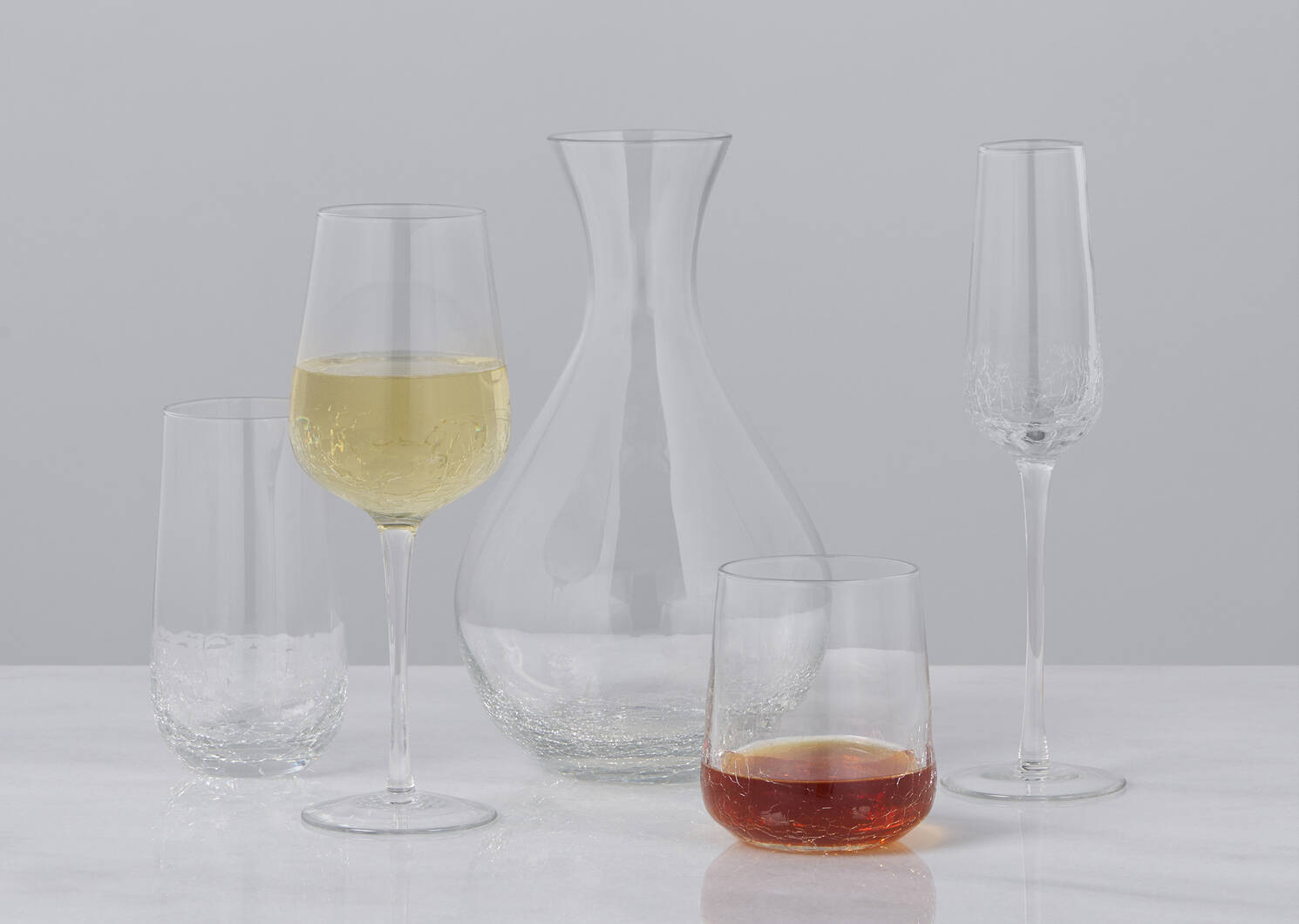 Vivant Wine Glass Clear