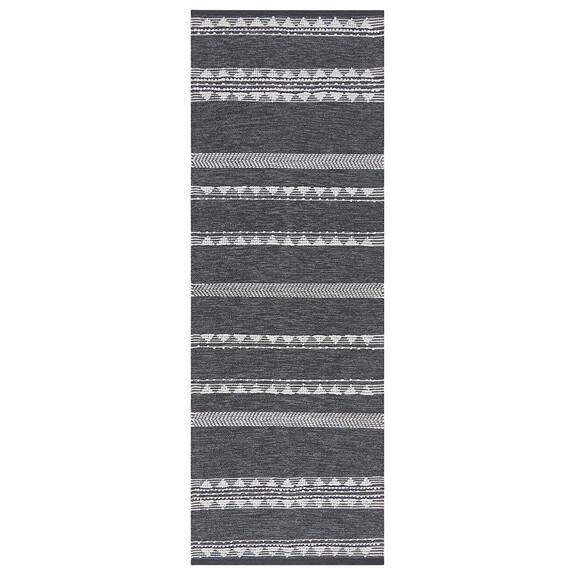 Sumner Runner 30x84 Grey/White