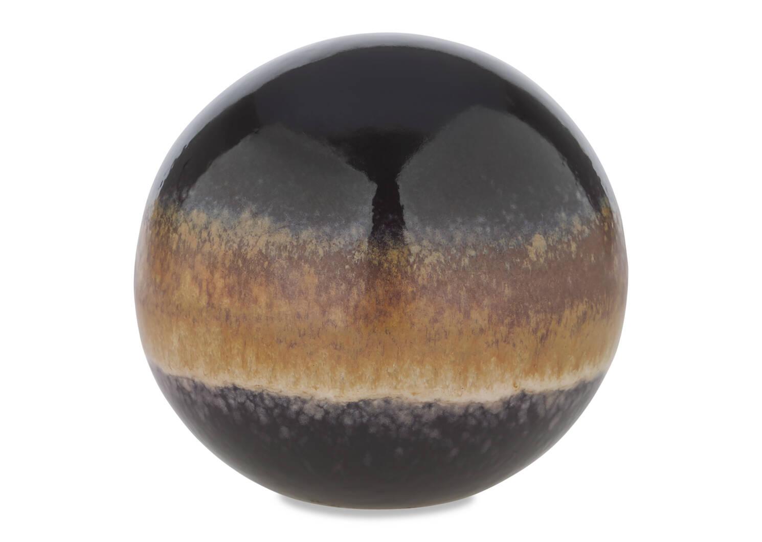 Oceania Ball Décor Black