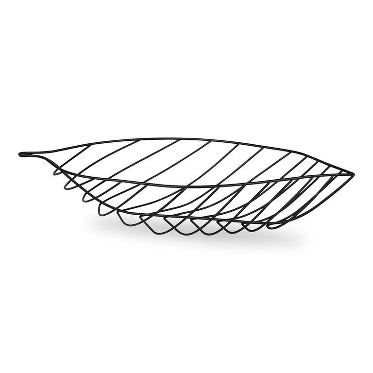 Keilani Leaf Wire Decor Dish