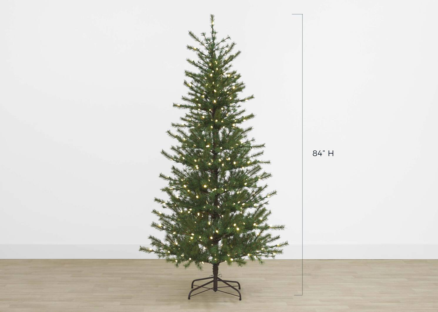 Joyeux Tree 7ft Pre-lit LED Natural