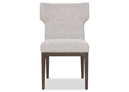 Tisdale Dining Chair -Halo Pebble
