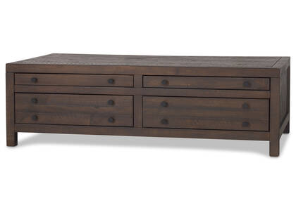 Lynncroft Coffee Table -Wyatt Sable