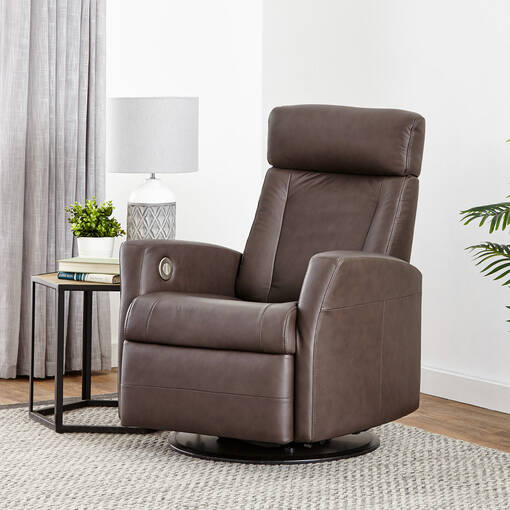Benson Motion Recliner -Tre Brown