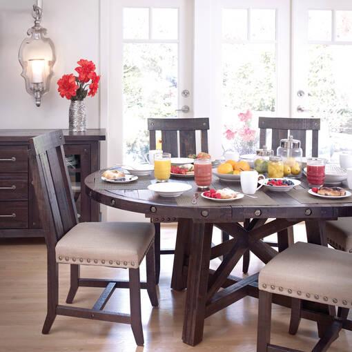 Ironside Dining Chair -Café Beige