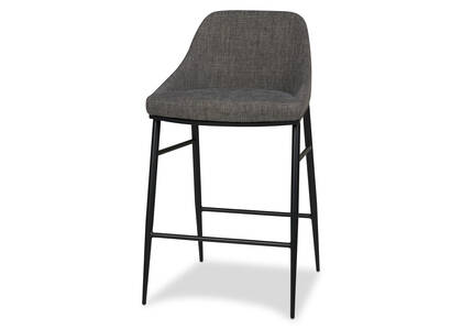 Raye Counter Stool -Sonny Charcoal