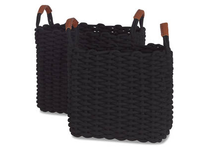 Corde Baskets Black