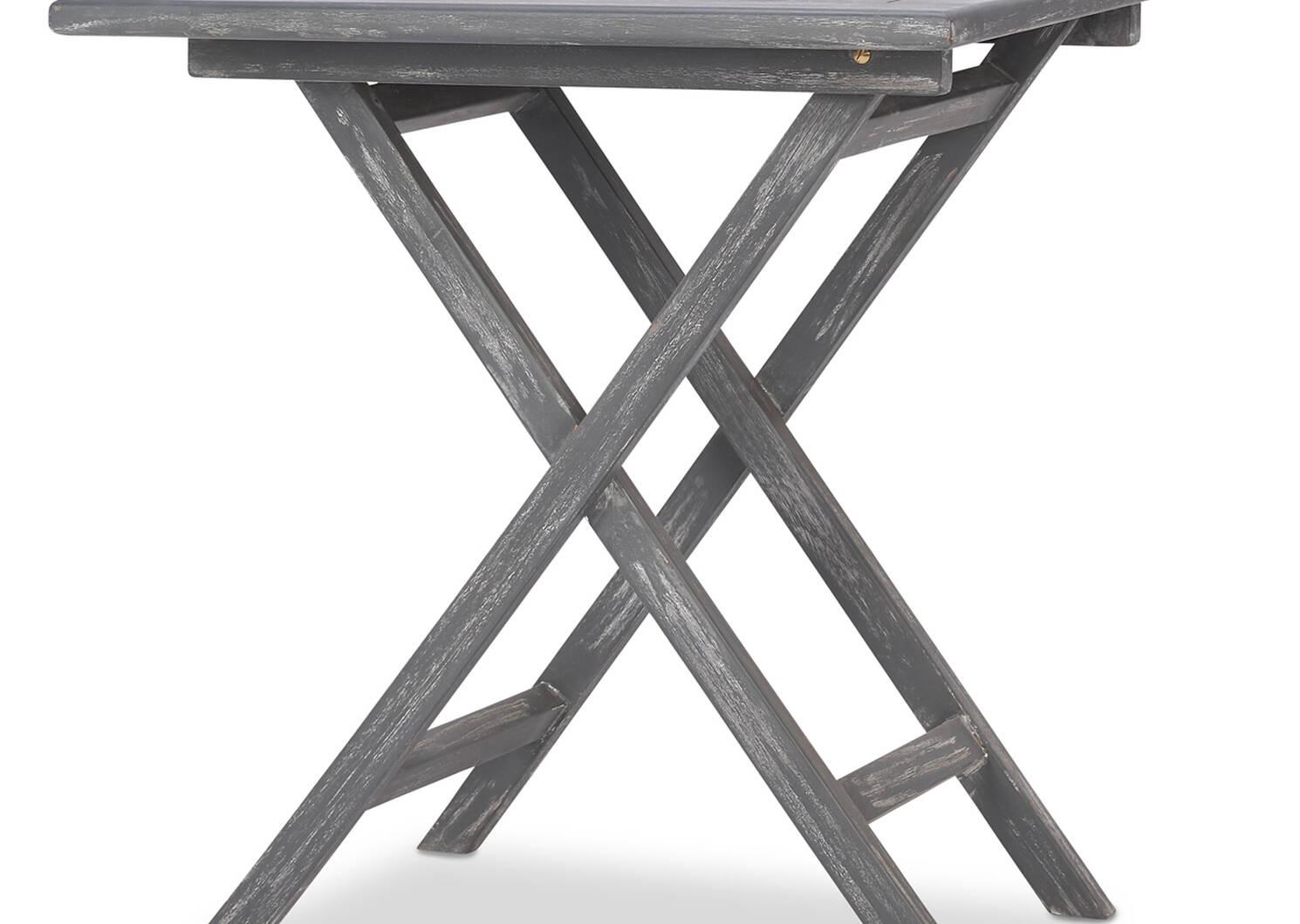 Galiano 3PC Patio Set -Teak Grey