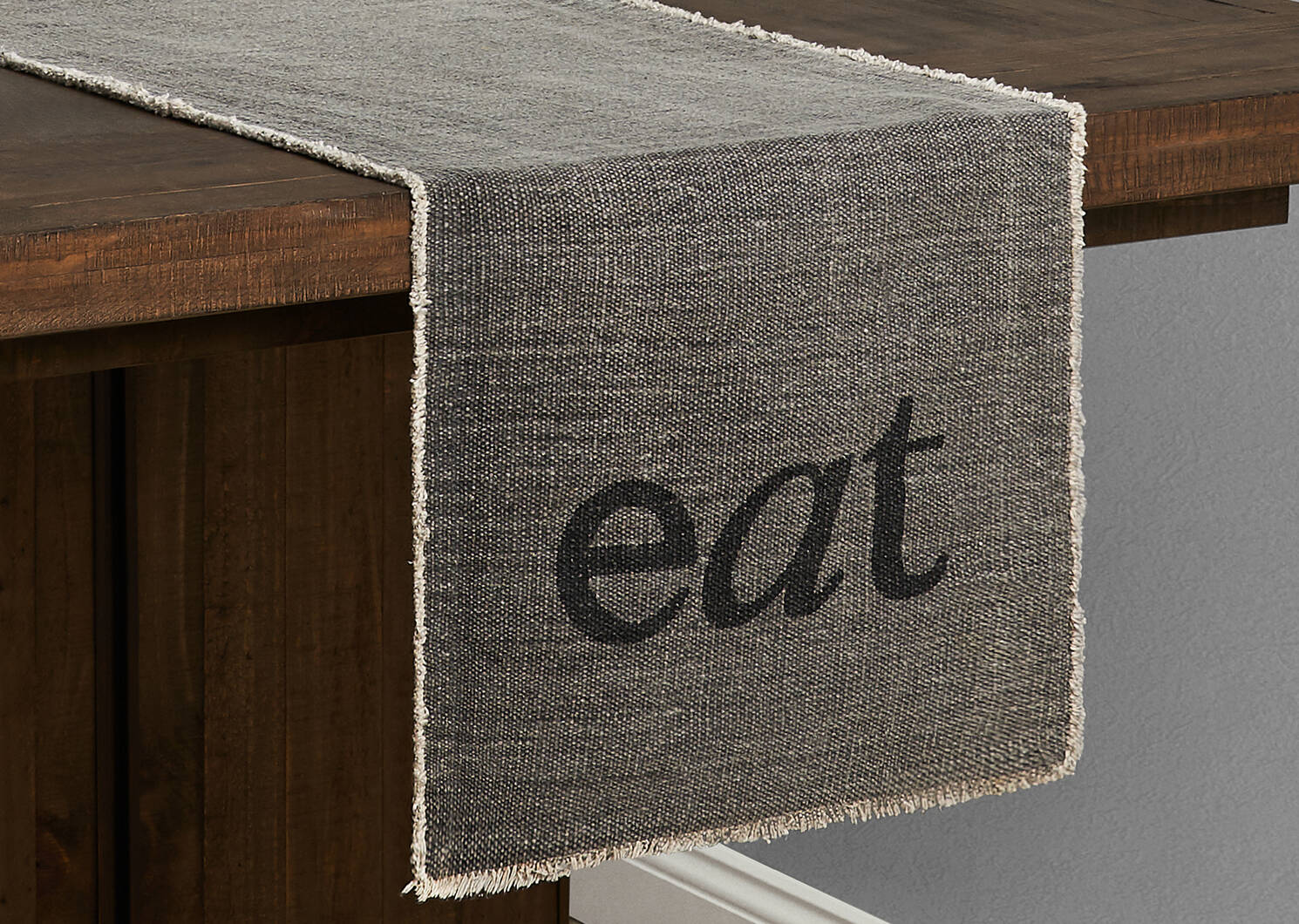 Eat Table Runner