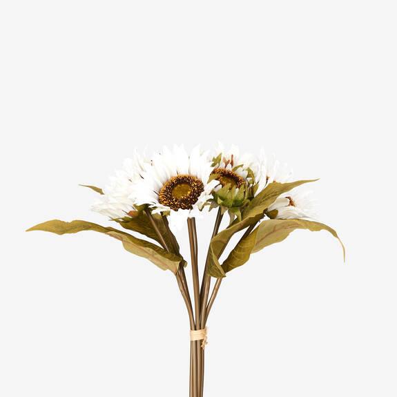 Bouquet de tournesols Gael lait