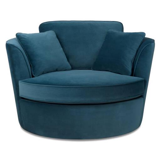 Oriole Chair -Lux Skyfall