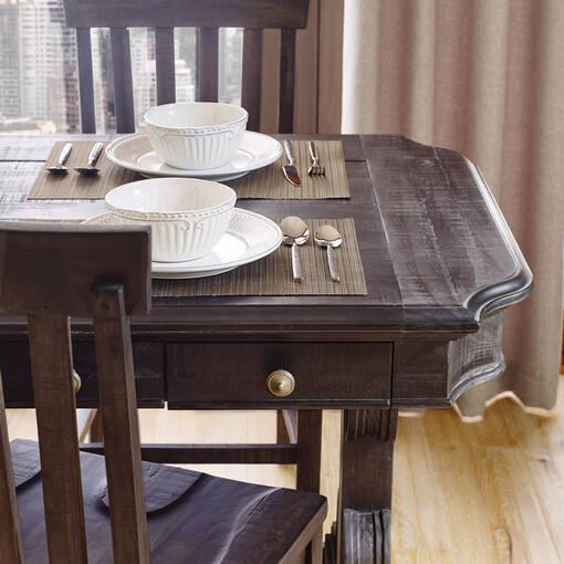 Churchill Dining Chair -Carob