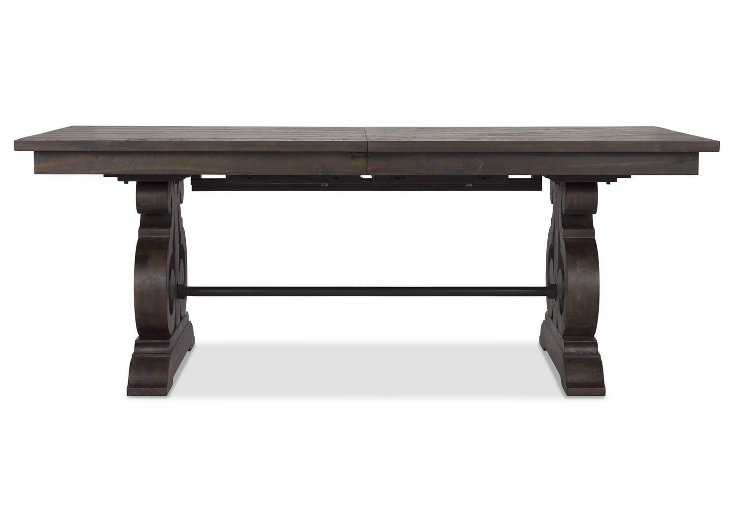 Table rallonge Churchill -Sutter caroube
