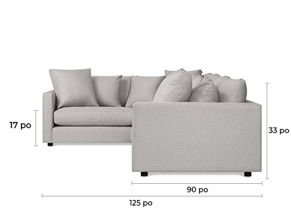 Sectional Side