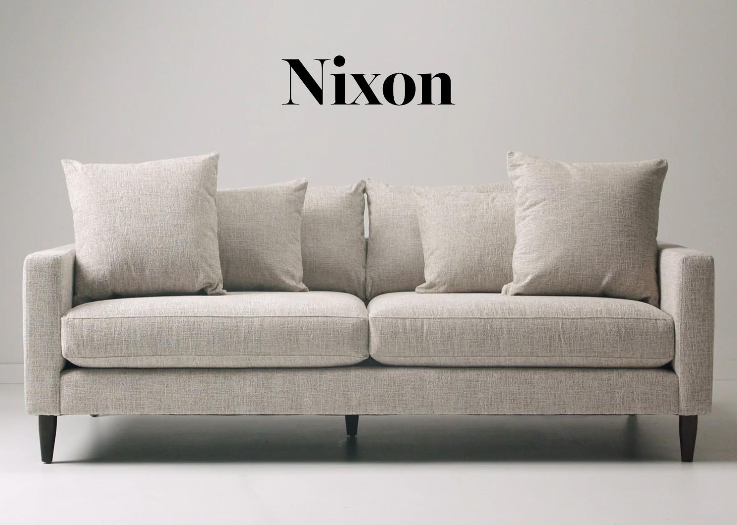 Nixon Custom Sofa Chaise
